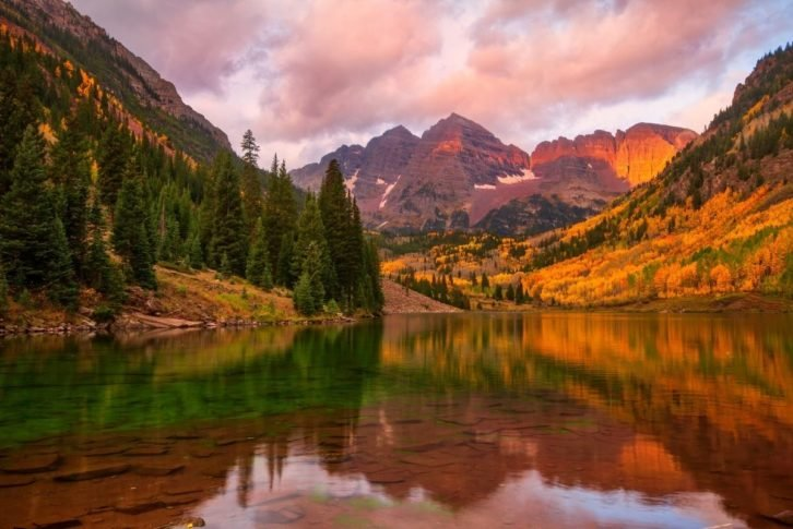 Best Places to See Fall Colors in Colorado